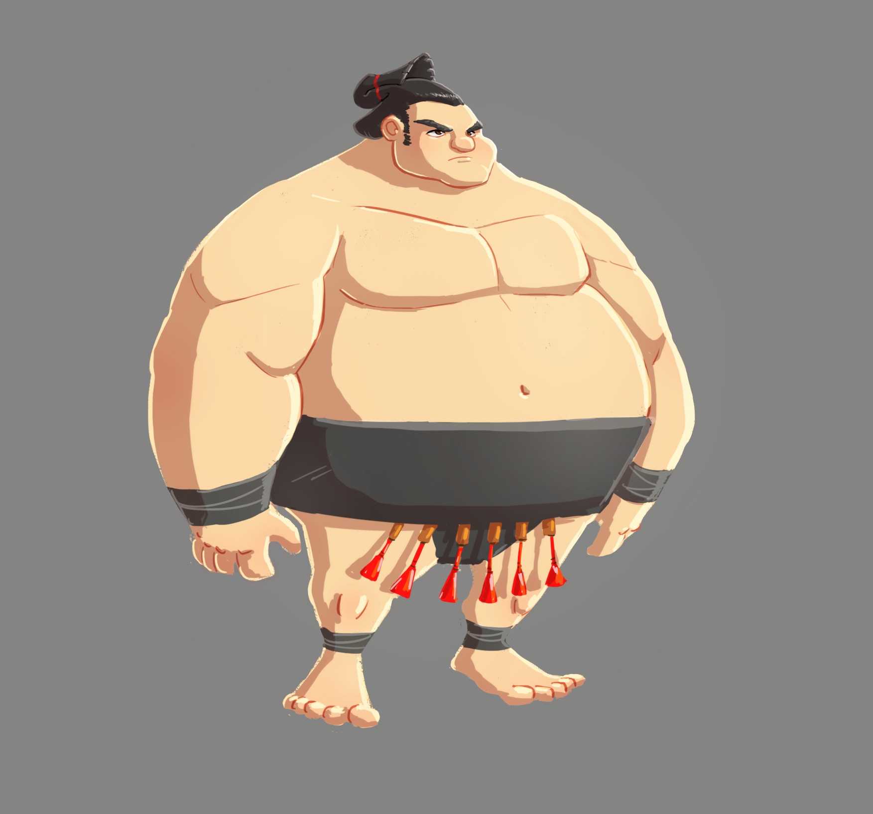 Sumo Characters