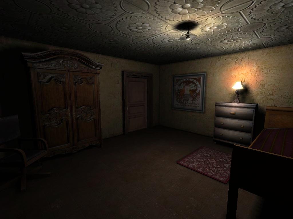 [REC] Shutter - Ghost Horror Game