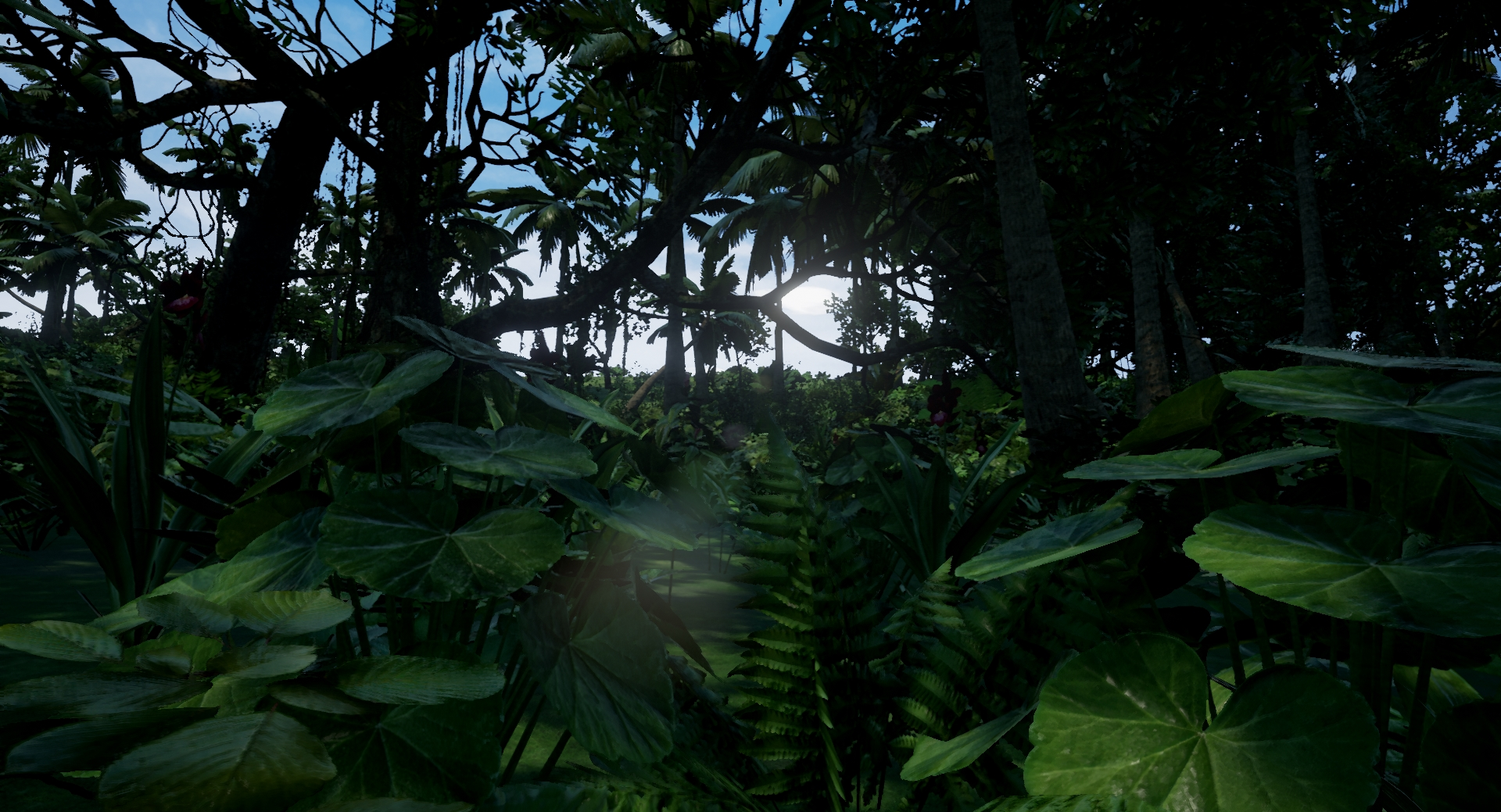 Unreal Engine 4 Development Update 1 news - Escape: Sierra Leone