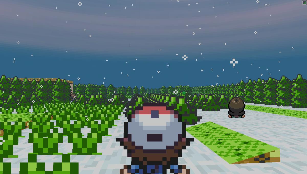 New weather particles image - Pokémon3D - Indie DB