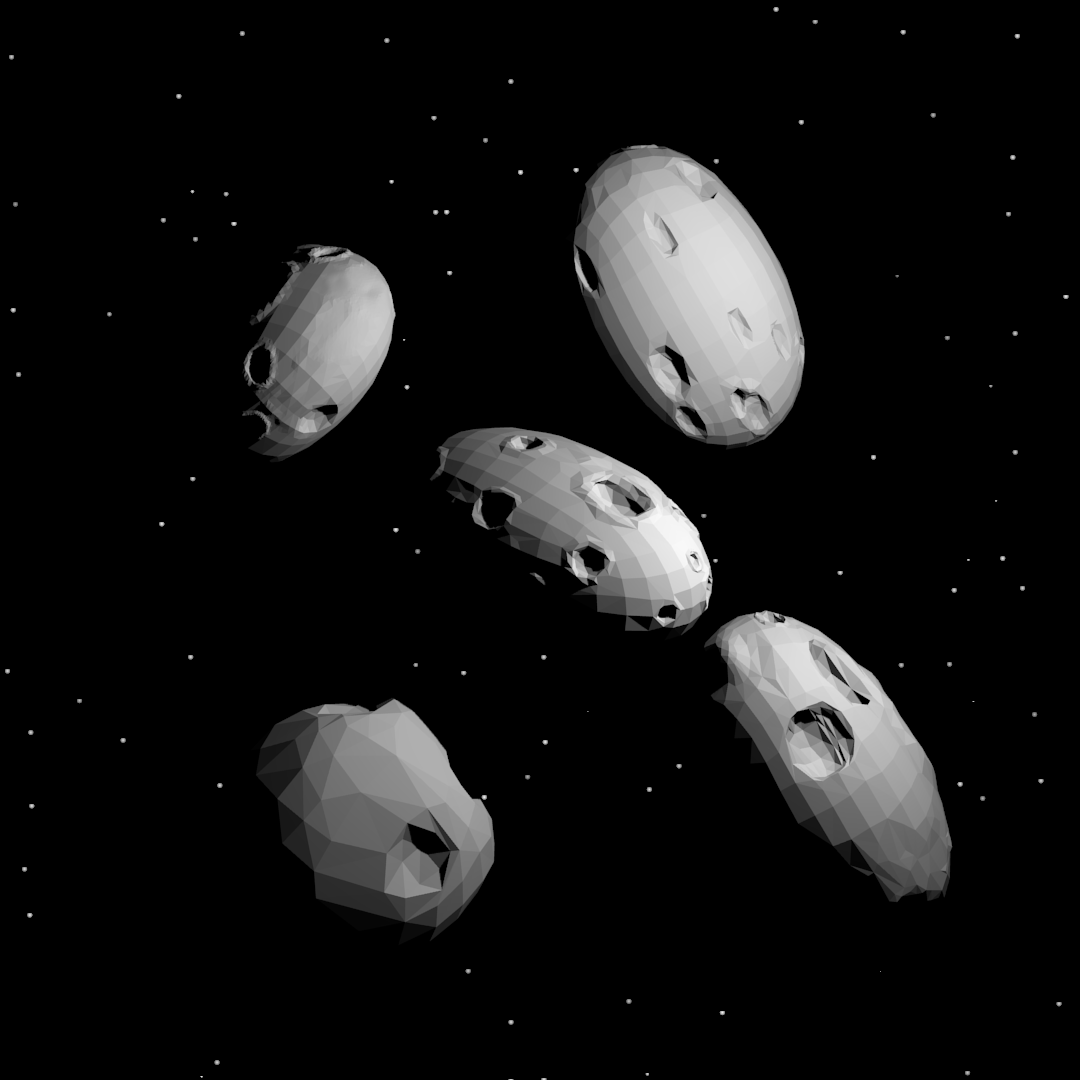 planetoids and asteroids - photo #40