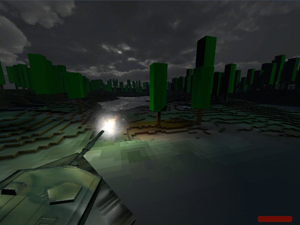 Screenshot from Iron Cube