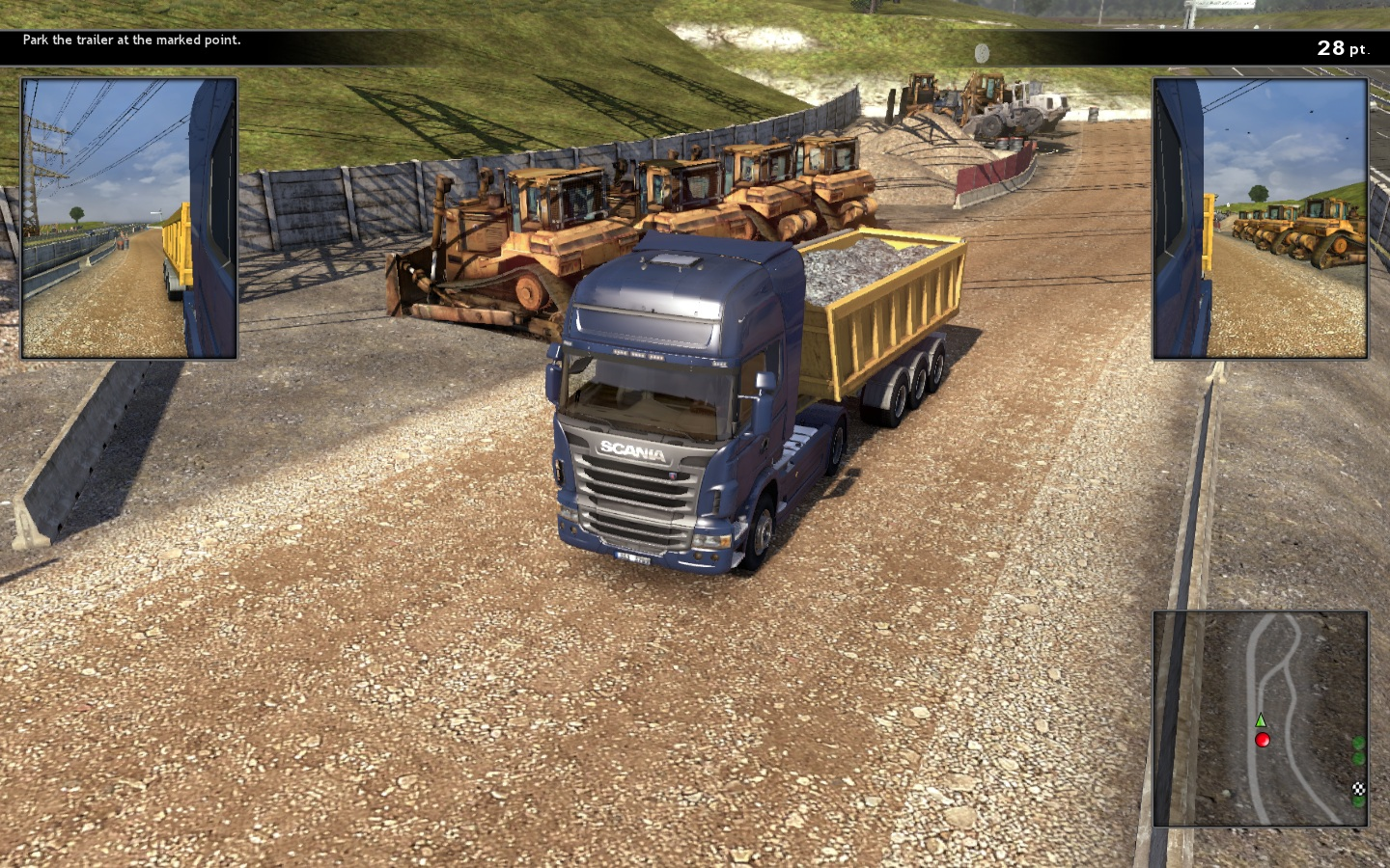 of trucks online games