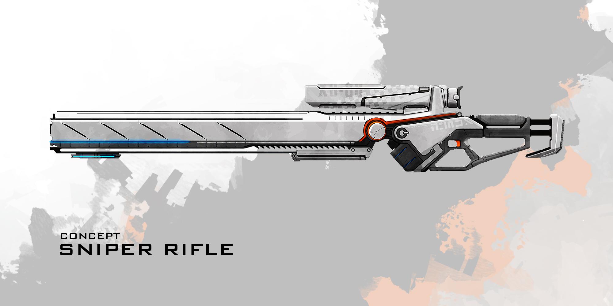 Report rss sanctum 2 weapons sniper rifle view original