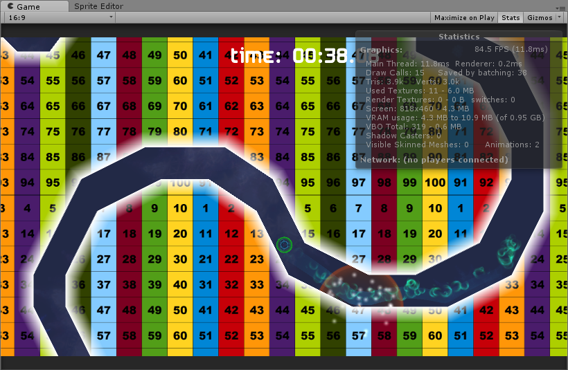Quark Storm - Game system overhaul screenshots