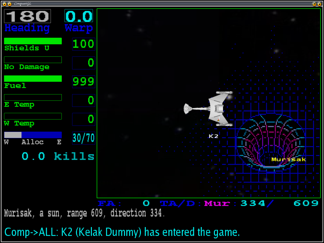Experimental images - hole in space - Conquest (RTS) - Indie DB