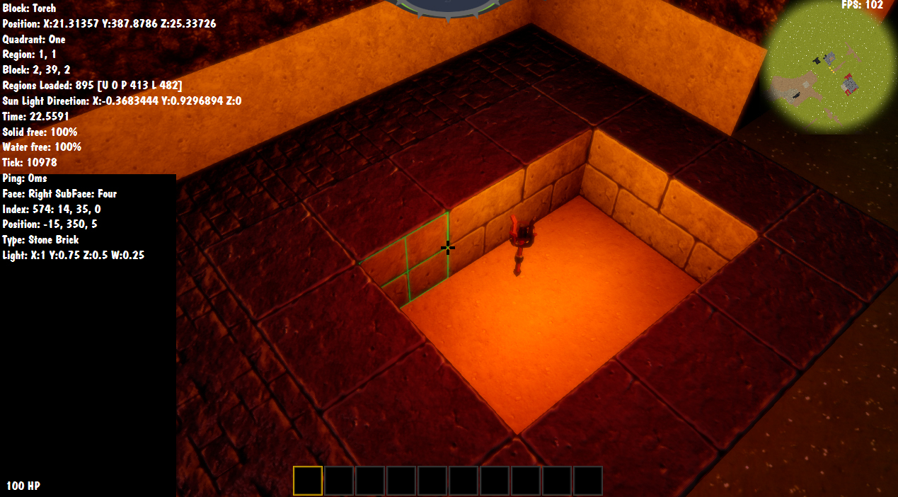 Point Light ( with normal maps ) image - RuinValor - Indie DB