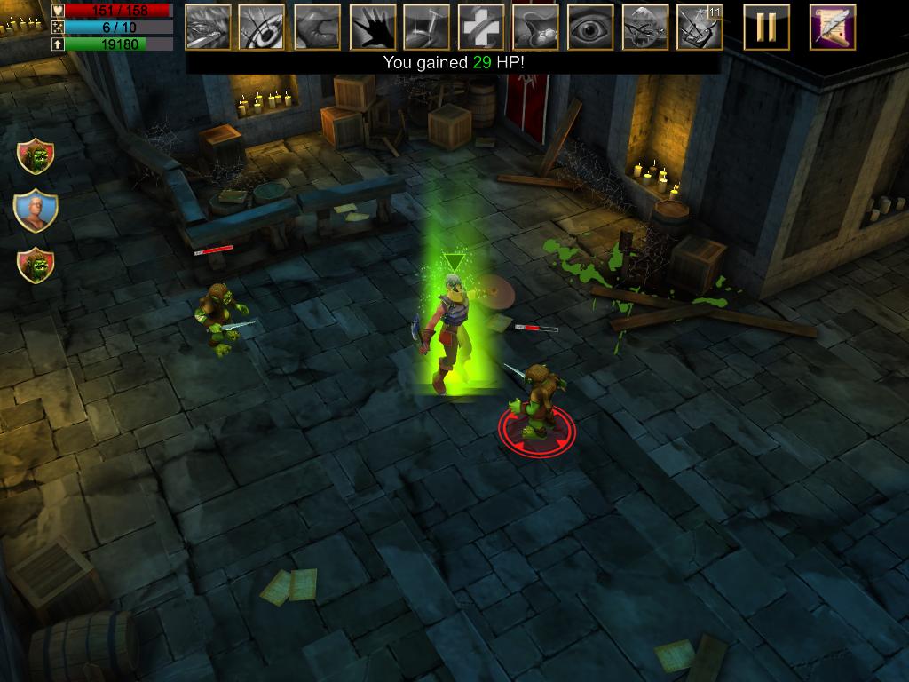 Dungeon Lore Screenshots image - Indie DB