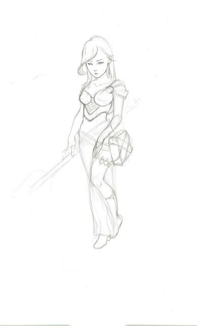 Cecilia the Battle Priestess