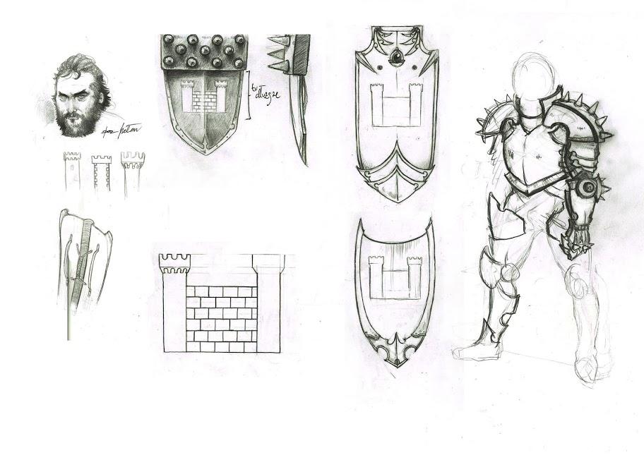 Wallbrick the Shieldbearer