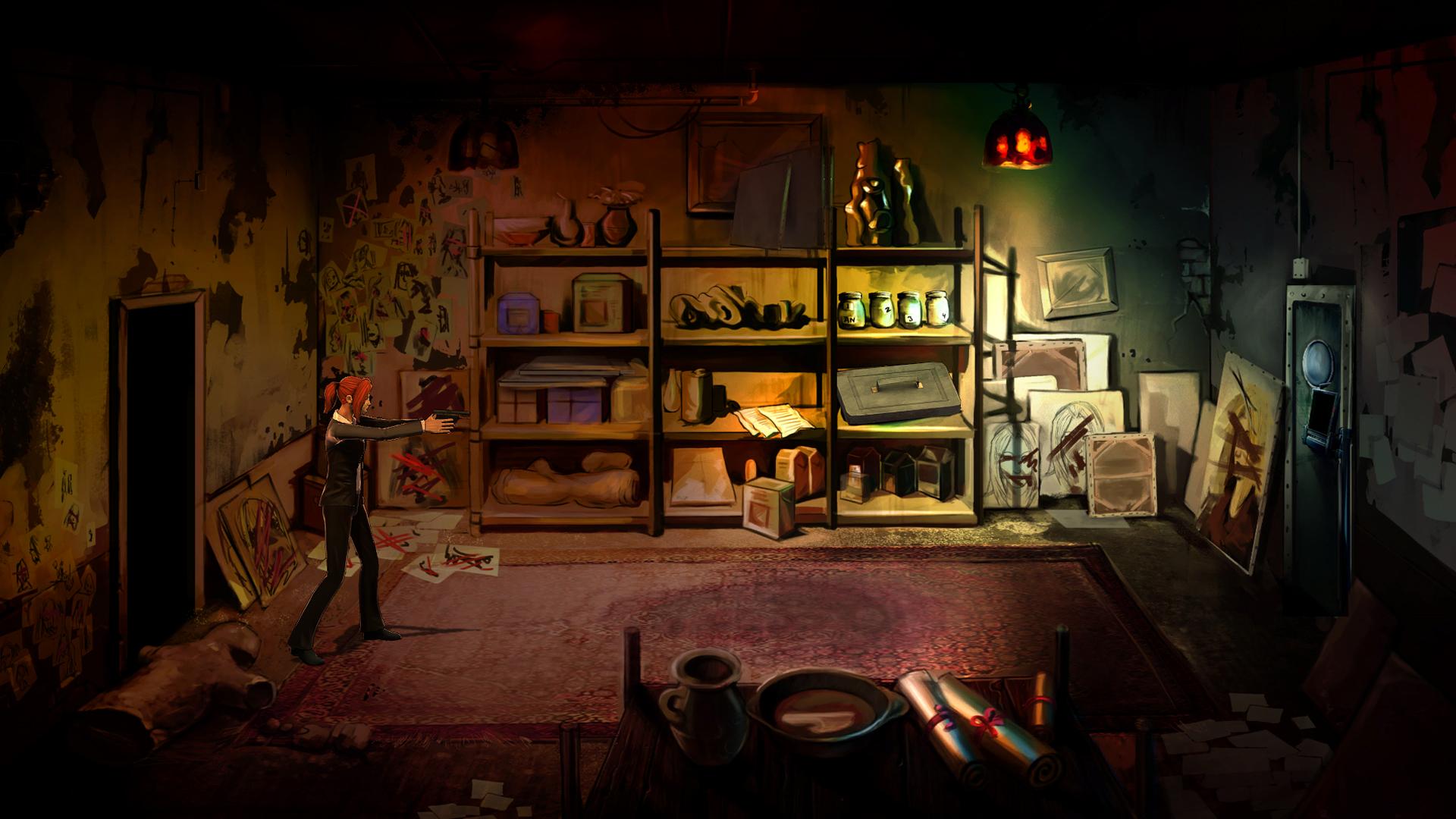Monkey Games Room