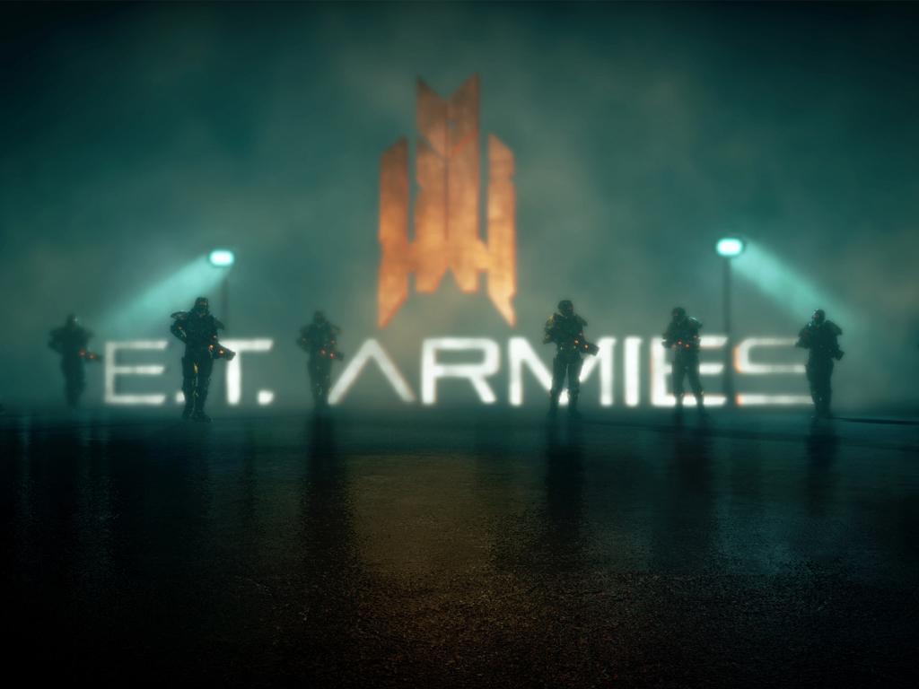 Extraterrestrial Armies ( E.T. Armies )