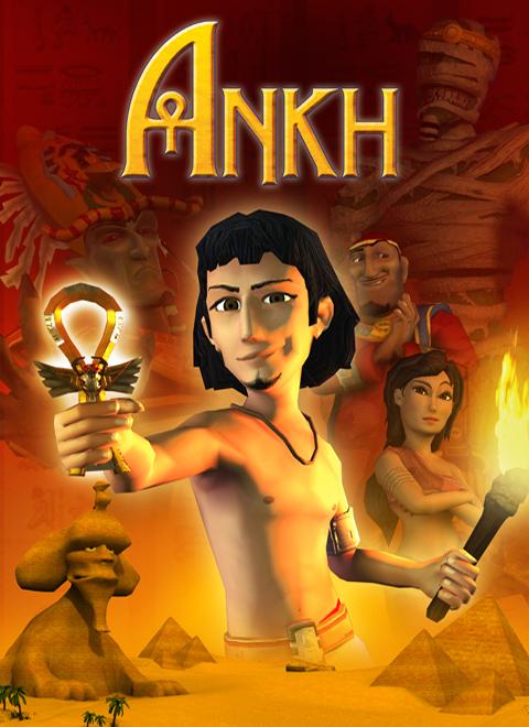 Ankh Game