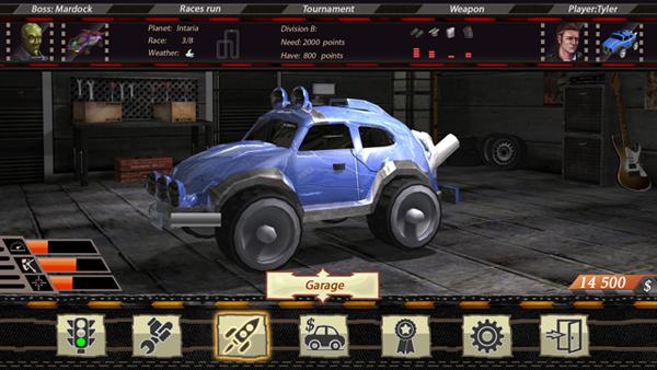 Motor rock ex rrr3d windows game indie db for Rock auto garage