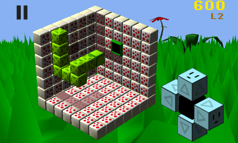 Screen Shoots image - 3D Snake - Indie DB