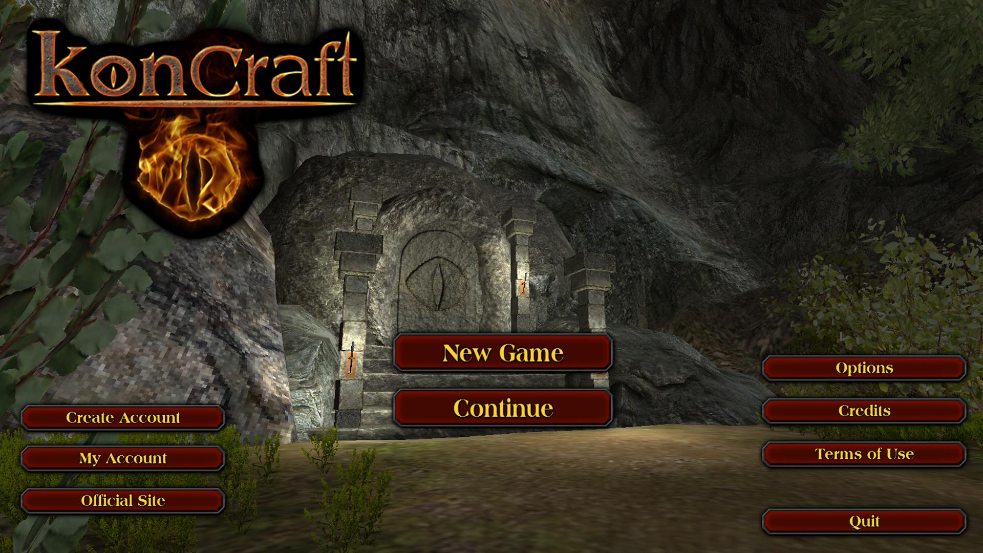 Menu Screen Image