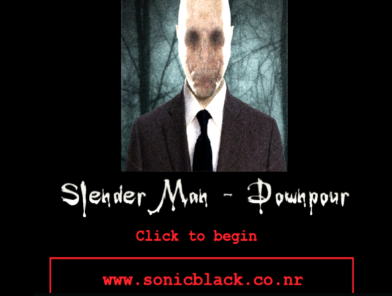 slender man the original game