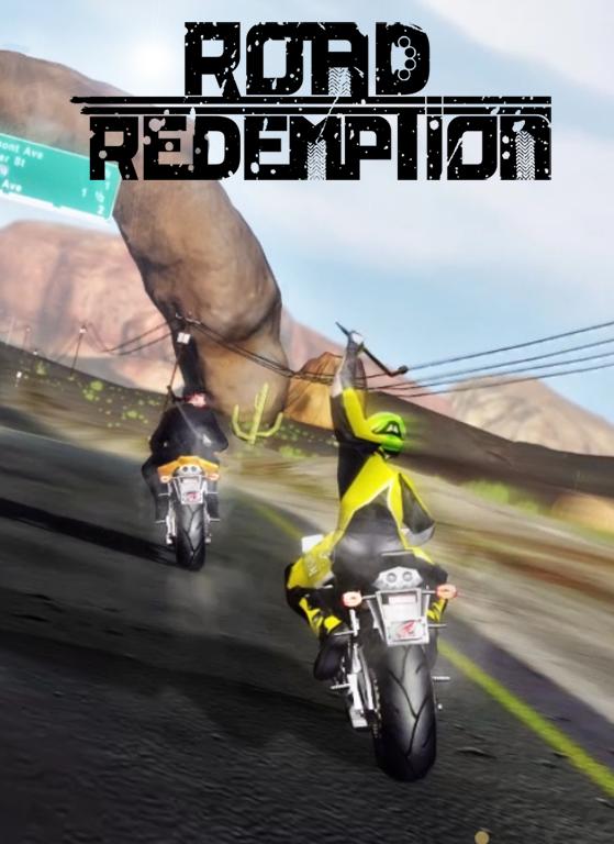Скачать игру road redemption на пк