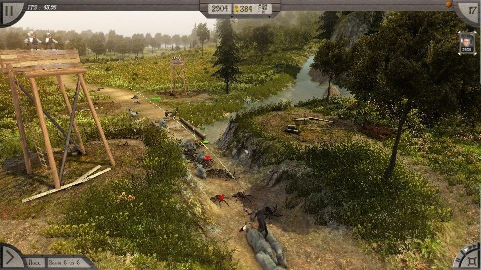 Tower defense игры, tower defence online, бесплатные