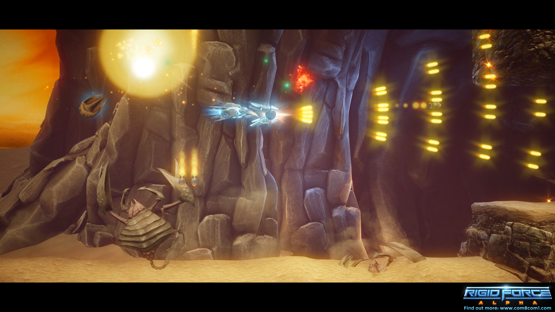 Screenshots from Stage 3: Vurgos, Cave Entrace