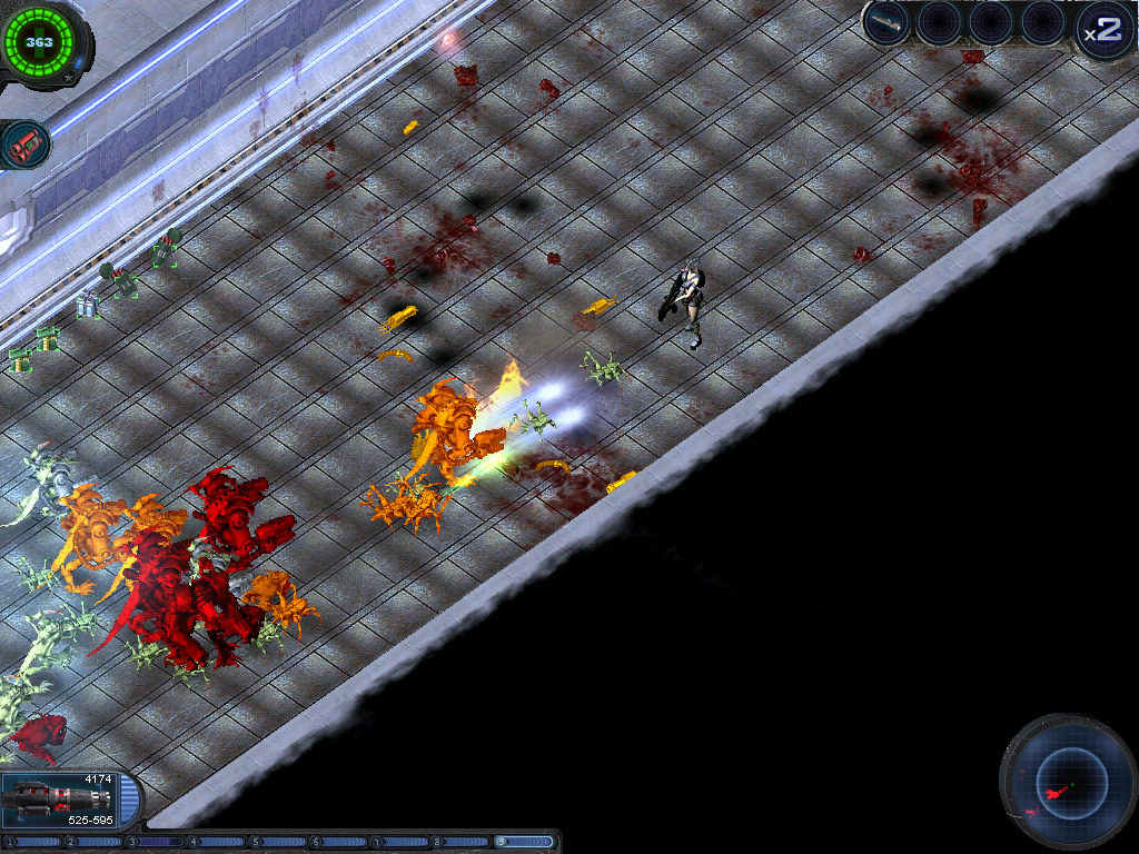 Download Game Alien Shooter 3 ...