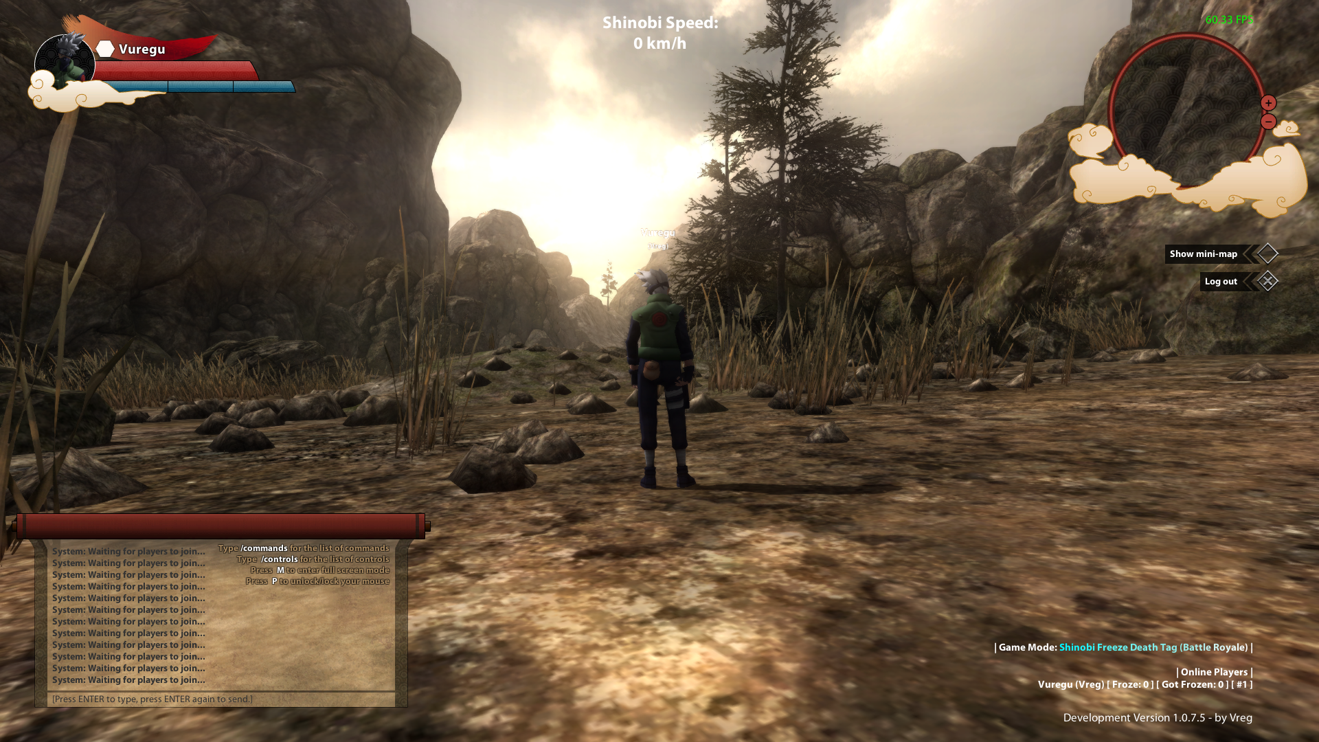 Uncategorized Camera Games Online demo of our new map and camera effects image shinobi life online view original