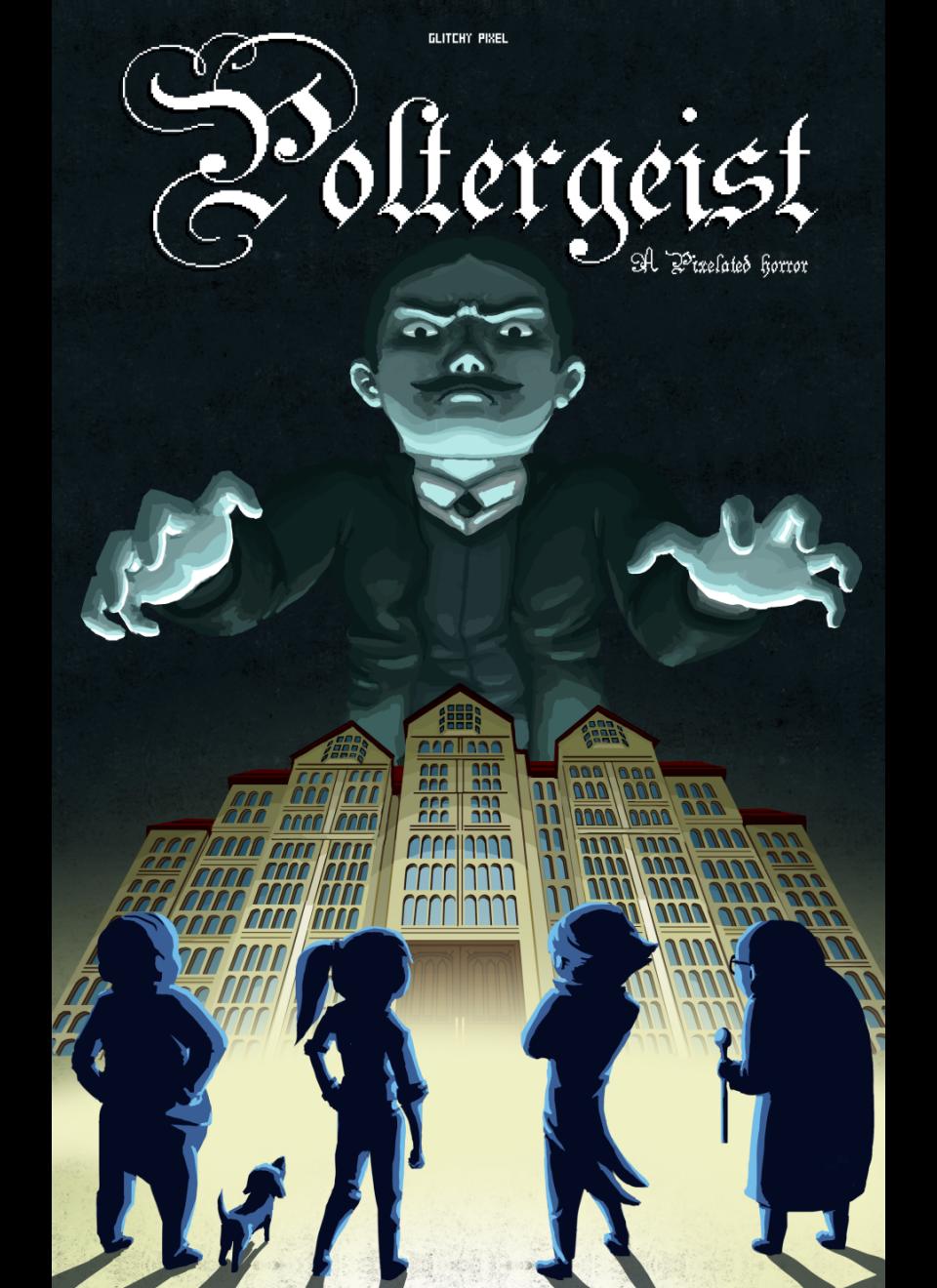 Poltergeist: A Pixelated Horror Windows, Mac, Linux, VITA game - Indie DB