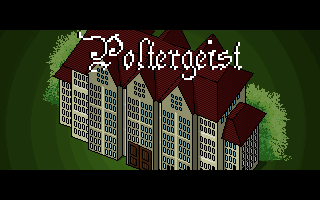 Poltergeist Old Logo