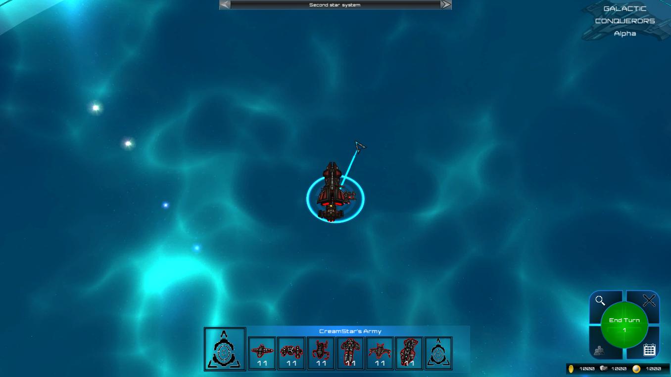 Gramos unit in game