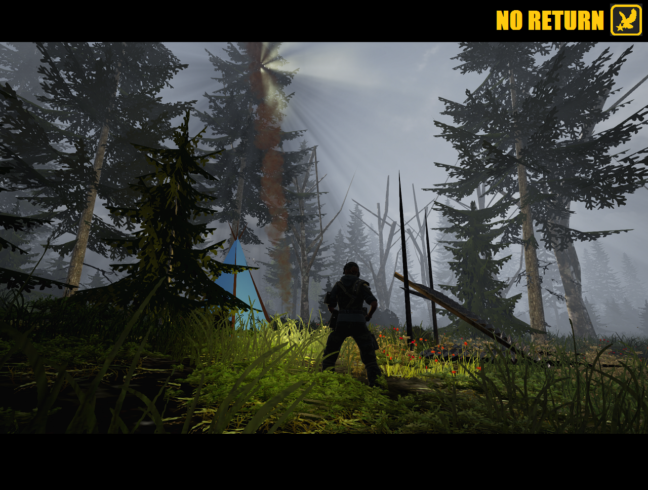 Survival Game 2016 Images - NO RETURN Survival & Hunting Game
