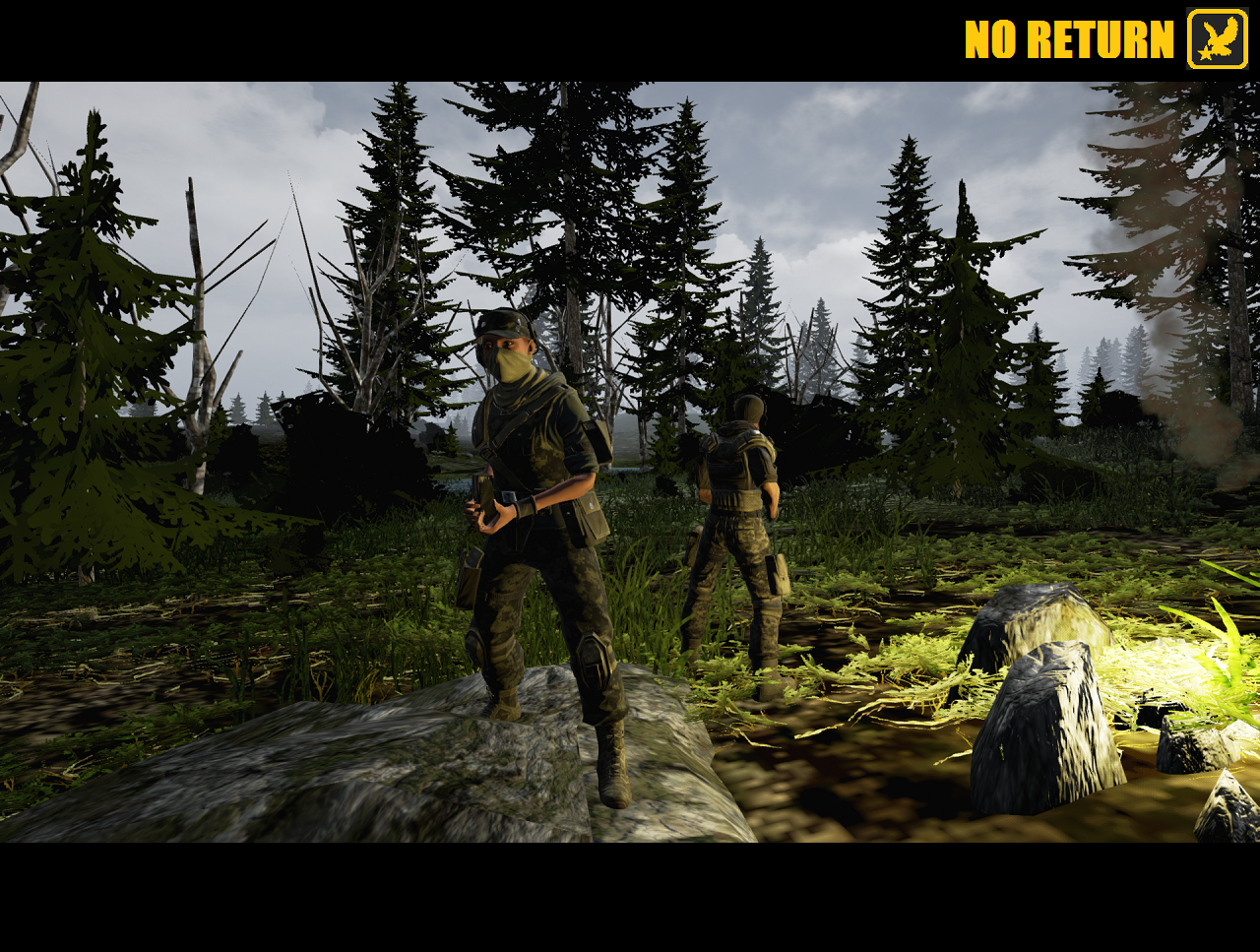 free survival game