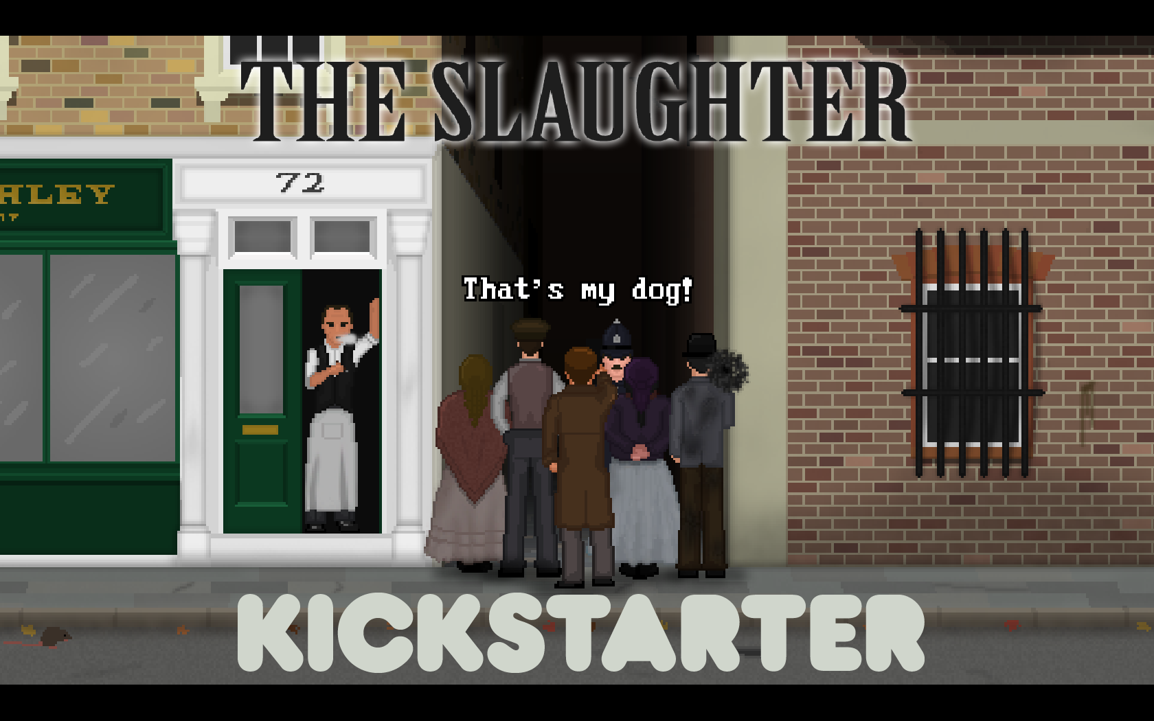 Help The Slaughter to its Goal!!!