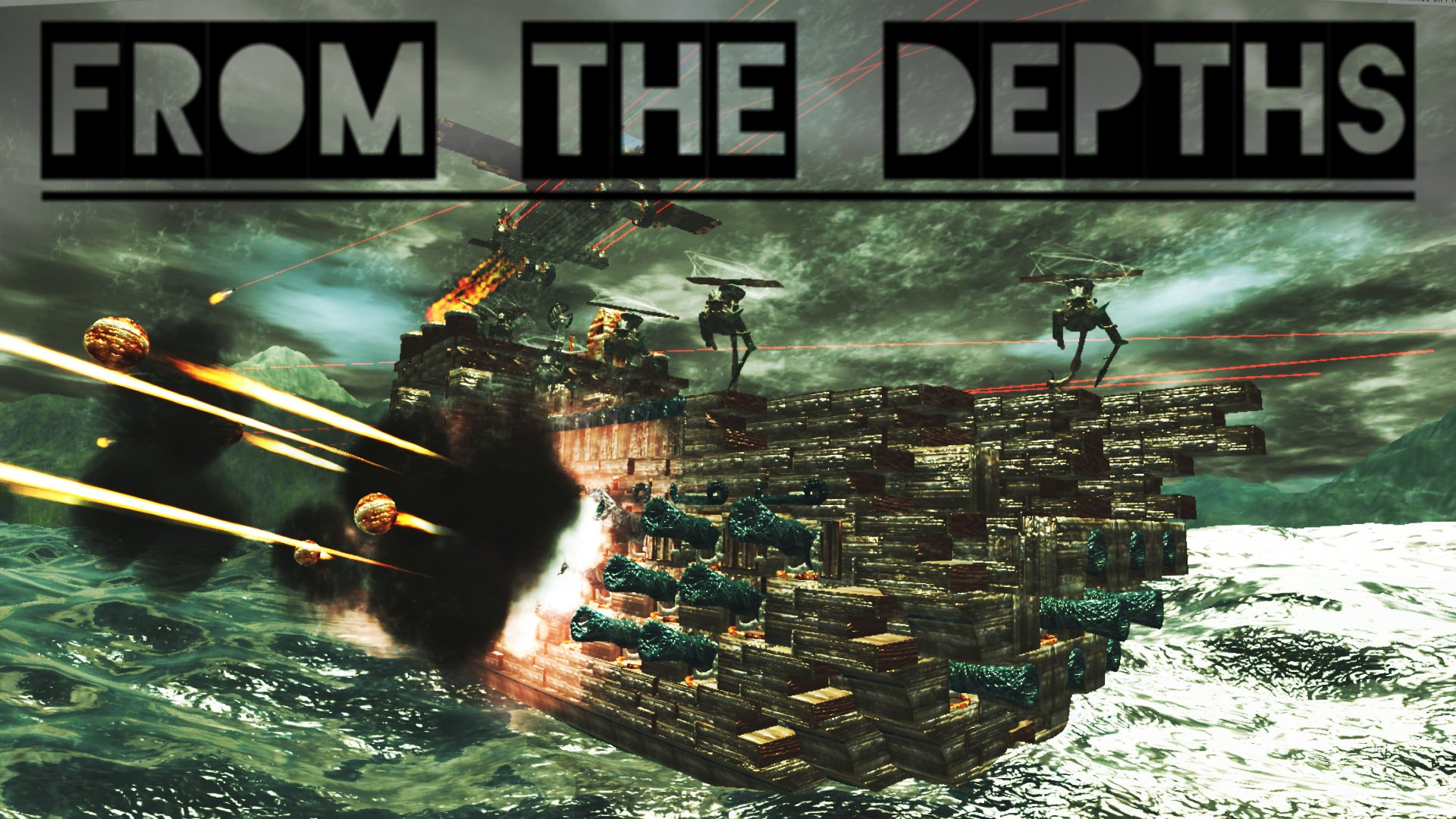 from the depths how to play music