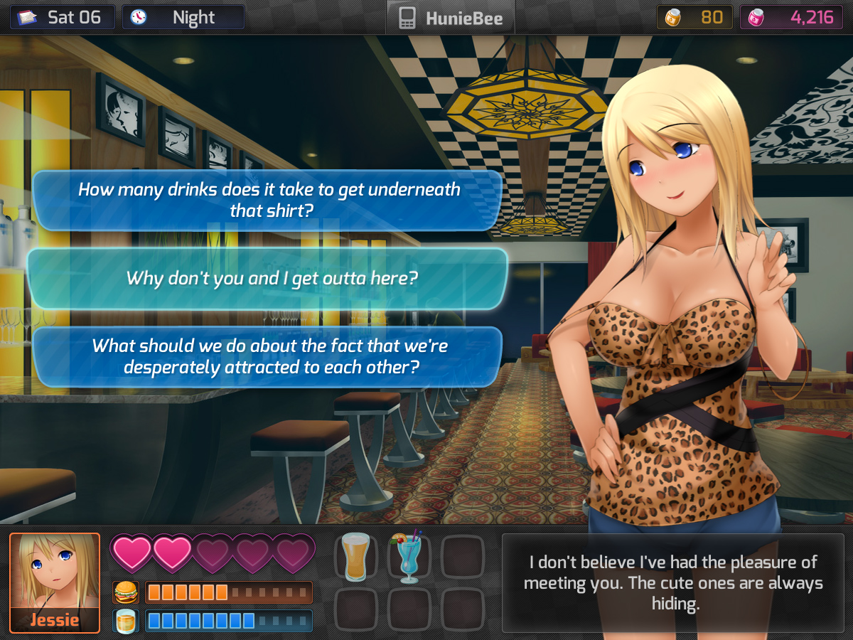 A sex fairy huniepop female walkthrough 0 3