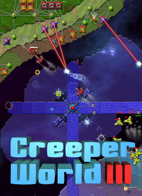 Creeper World 3 Arc Eternal Windows Mac Game Indie Db
