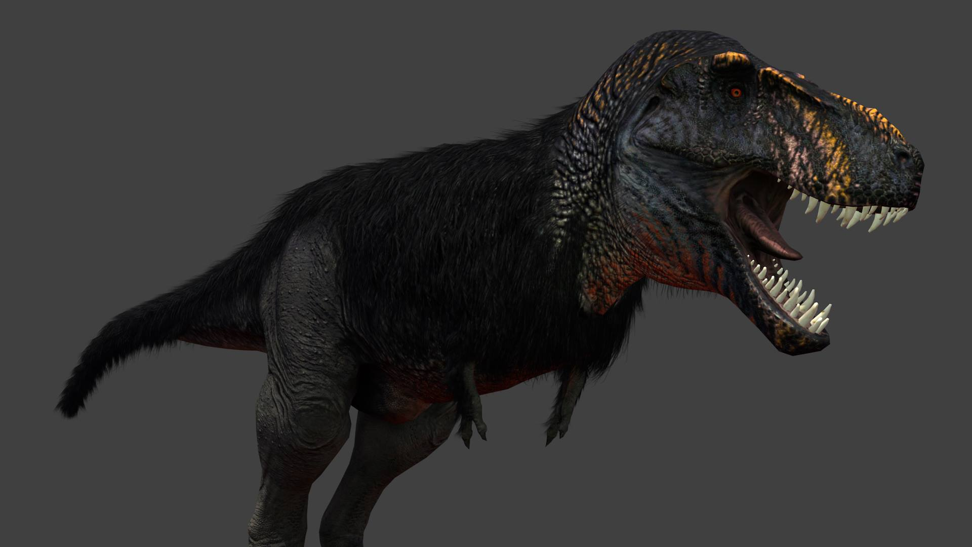 Prehistory megathread welcome to facepunch park for T rex location