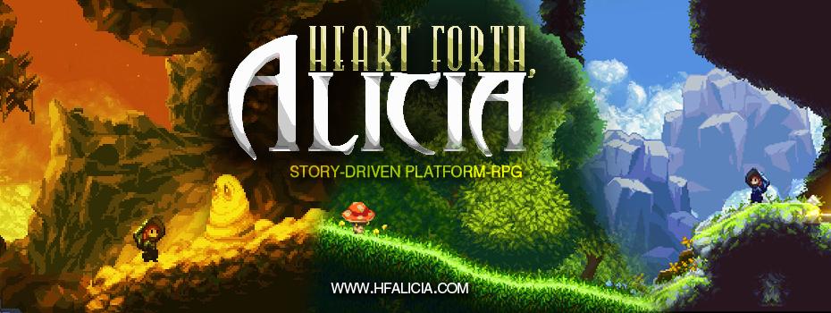 Heart Forth, Alicia