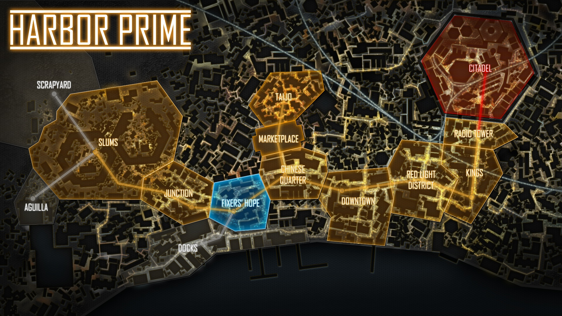 Open world exploration map of harbor prime news dex indie db harbor prime gumiabroncs Choice Image