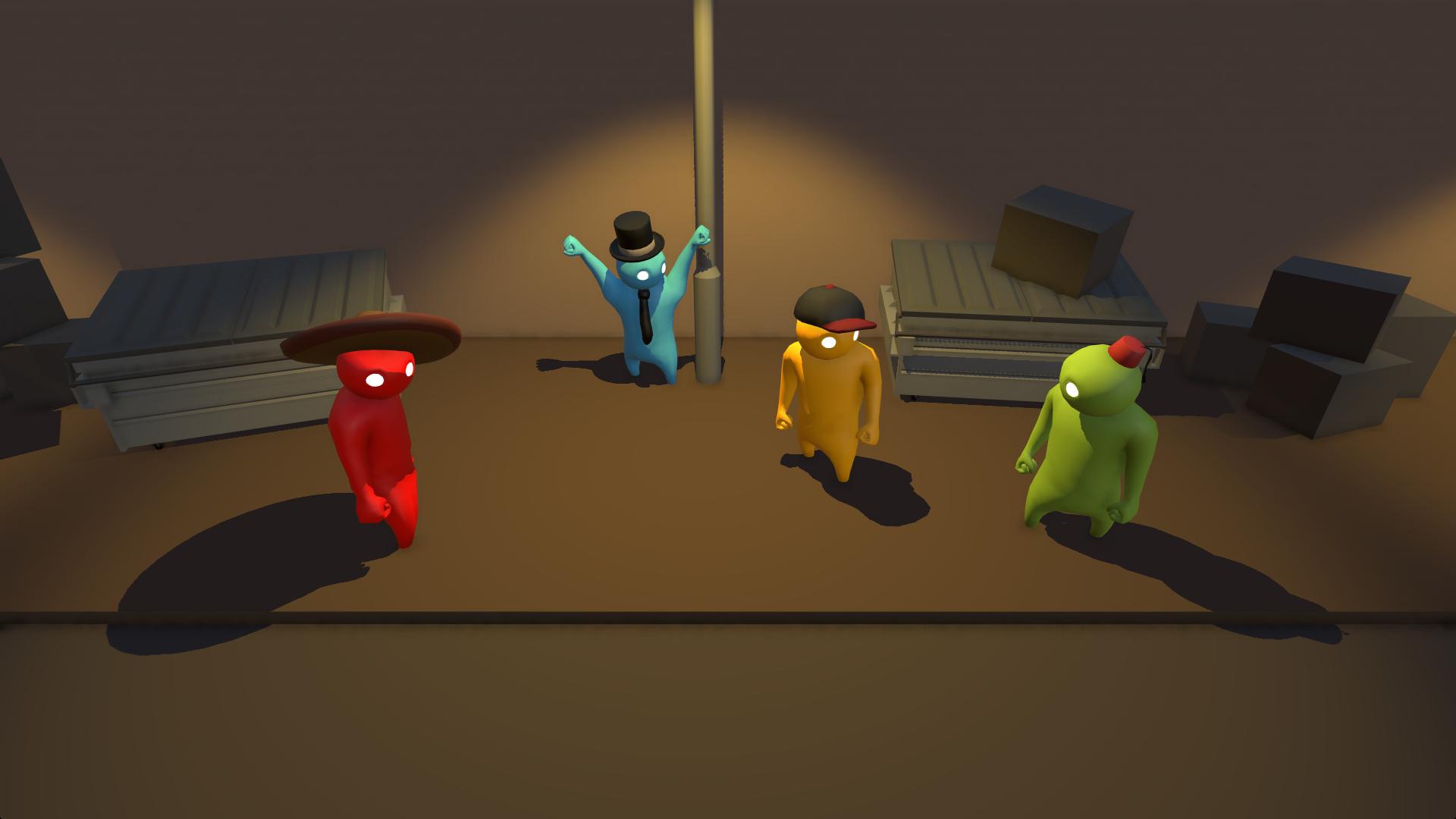 Gang beast скачать на пк
