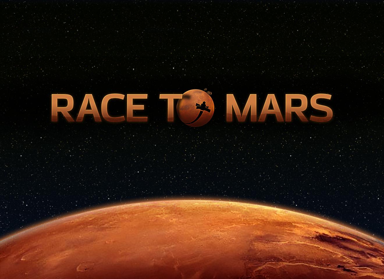 Terra Nova Race to Mars - Pics about space