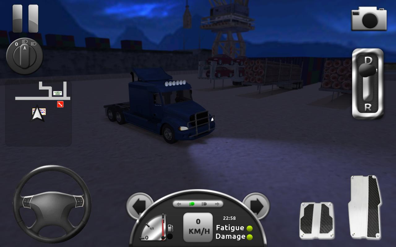 Euro Truck Simulator 2 For Mobile – Casa