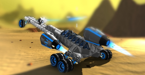 how to make a plane in robocraft