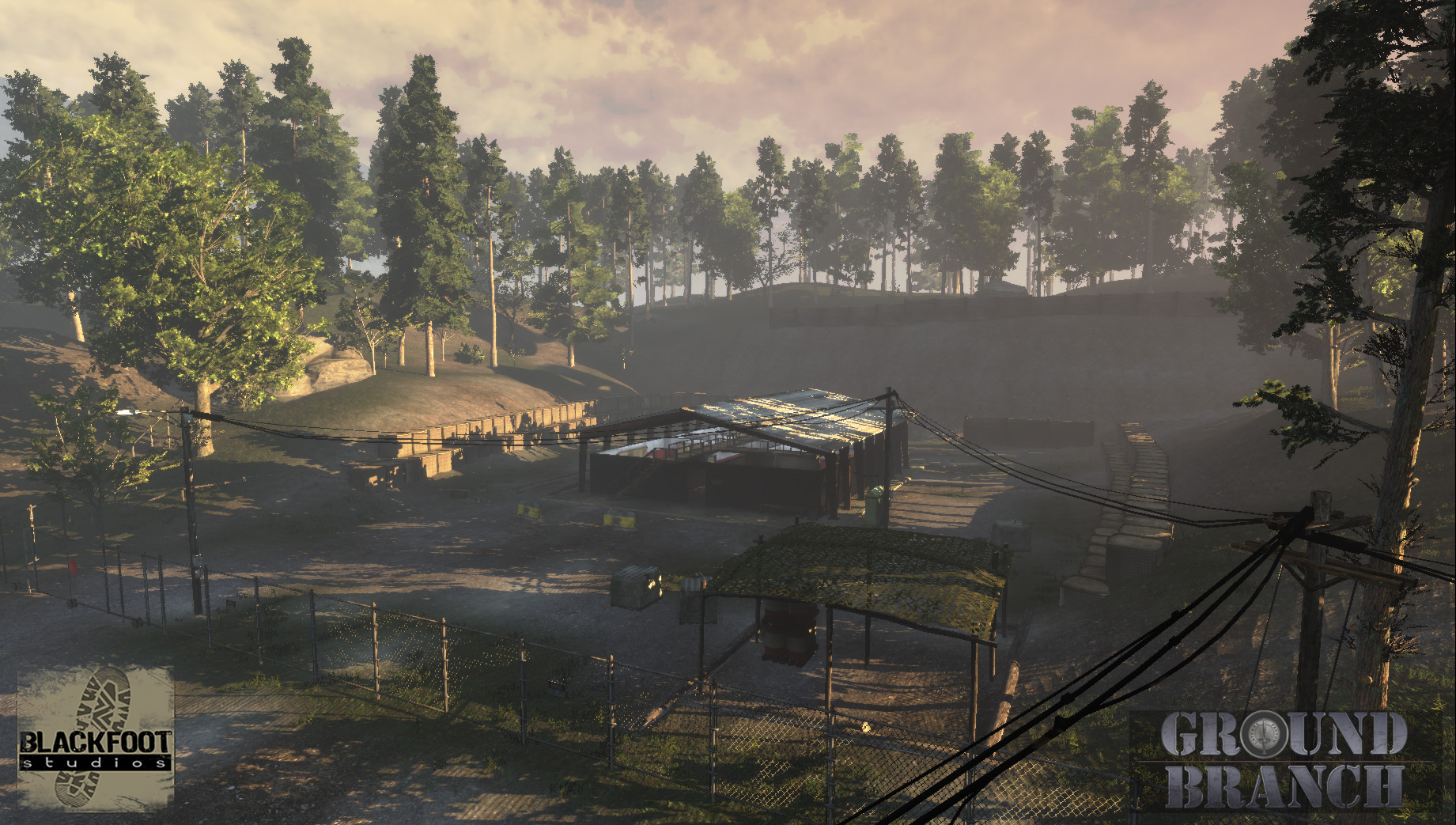 Killhouse image - Ground Branch - Indie DB