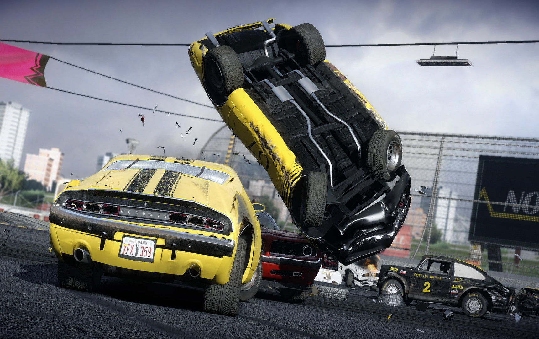 Next Car Game Wreckfest Windows Indie DB - Cool car games