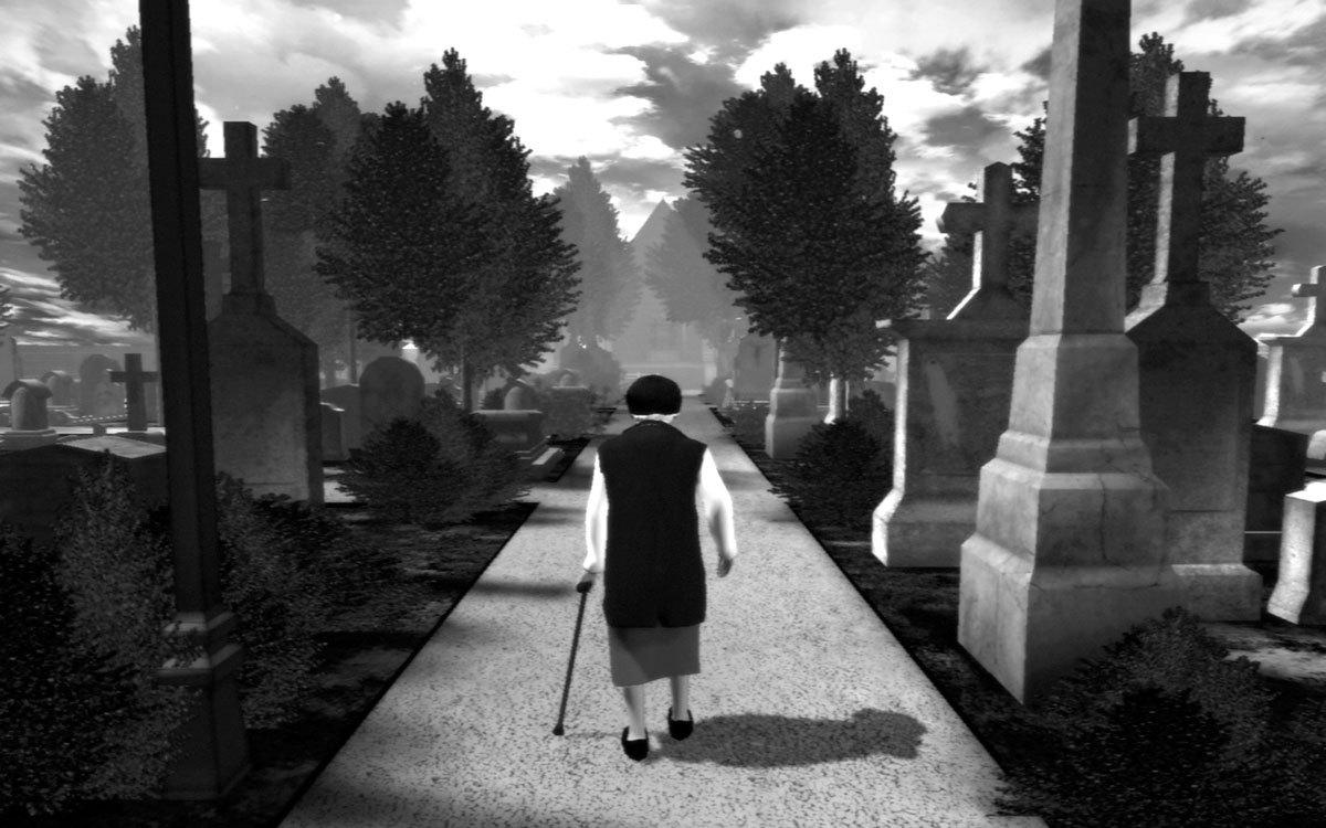 The Graveyard Windows Mac Linux Game Indie Db