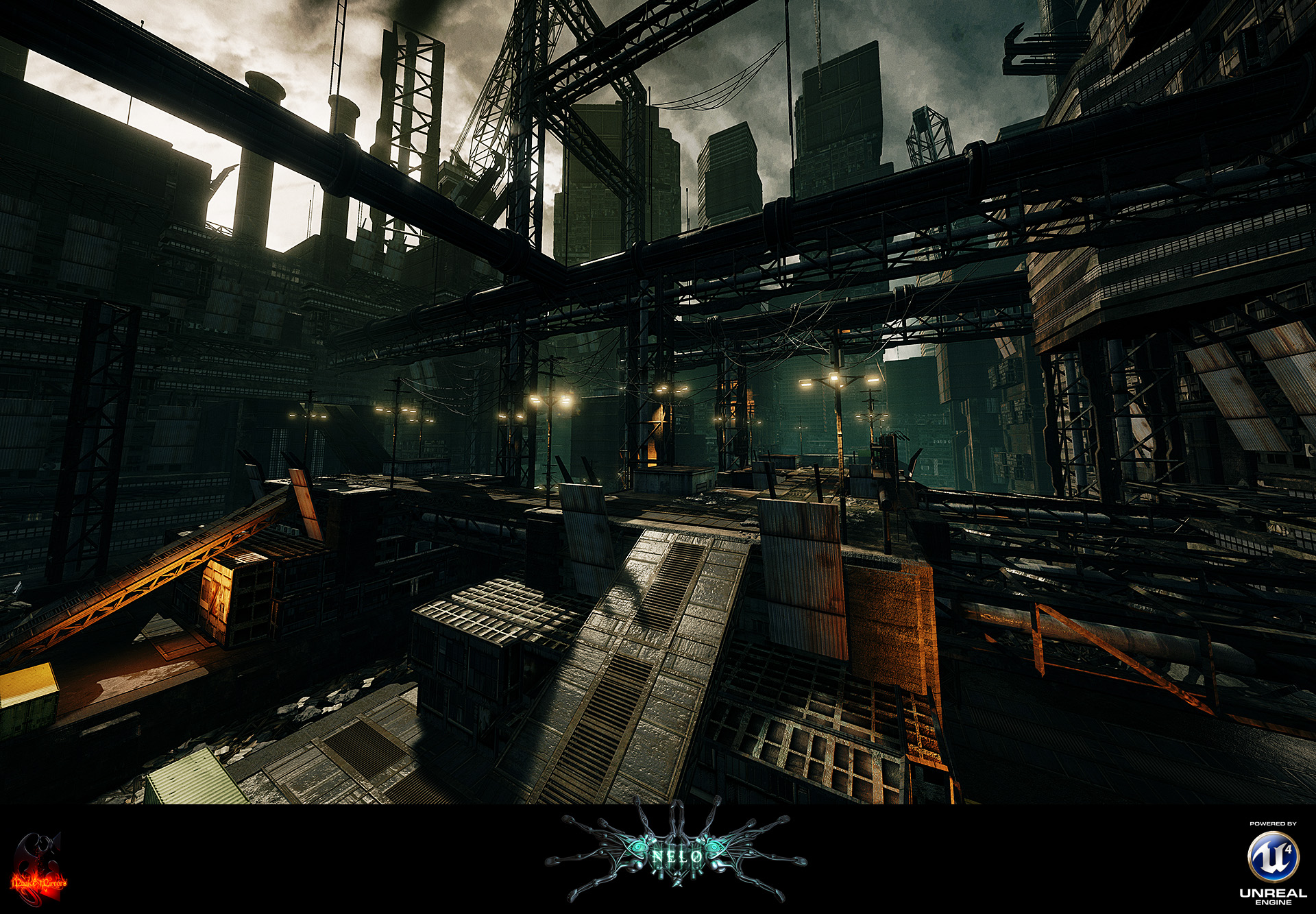 Nelo  A game by Magic & Mirrors - Unreal Engine Forums