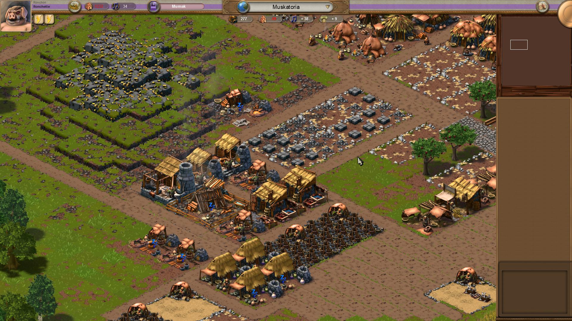 Ymir Building Game