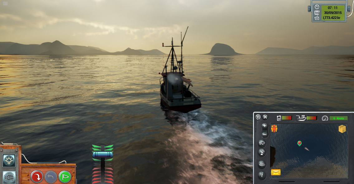 Screenshots image fishing barents sea indie db for Sea fishing games