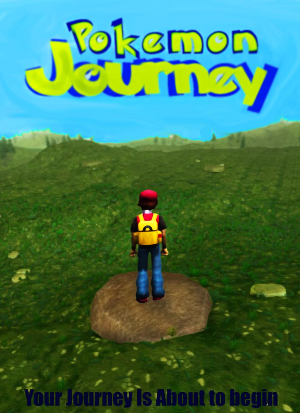 pokemon journey online