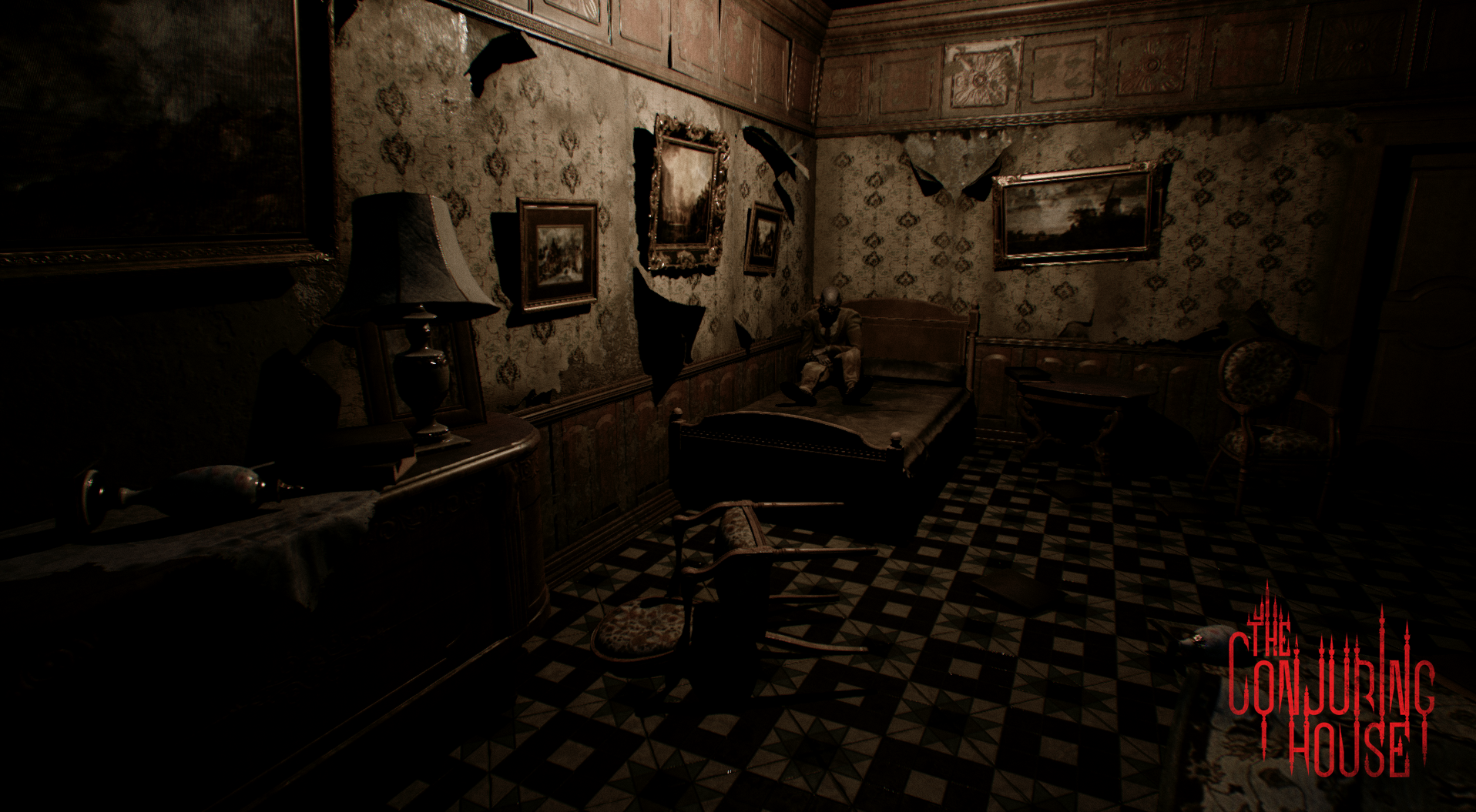 Add Media Report RSS THE CONJURING HOUSE Screenshots (view Original)